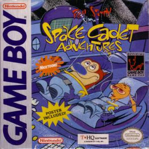 Ren & Stimpy: Space Cadet Adventures - GB (Pre-owned)