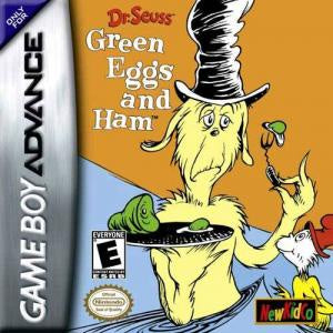 Dr. Seuss: Green Eggs and Ham - GBA (Pre-owned)