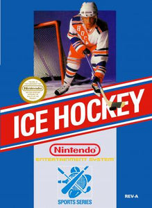 Ice Hockey - NES (Pre-owned)