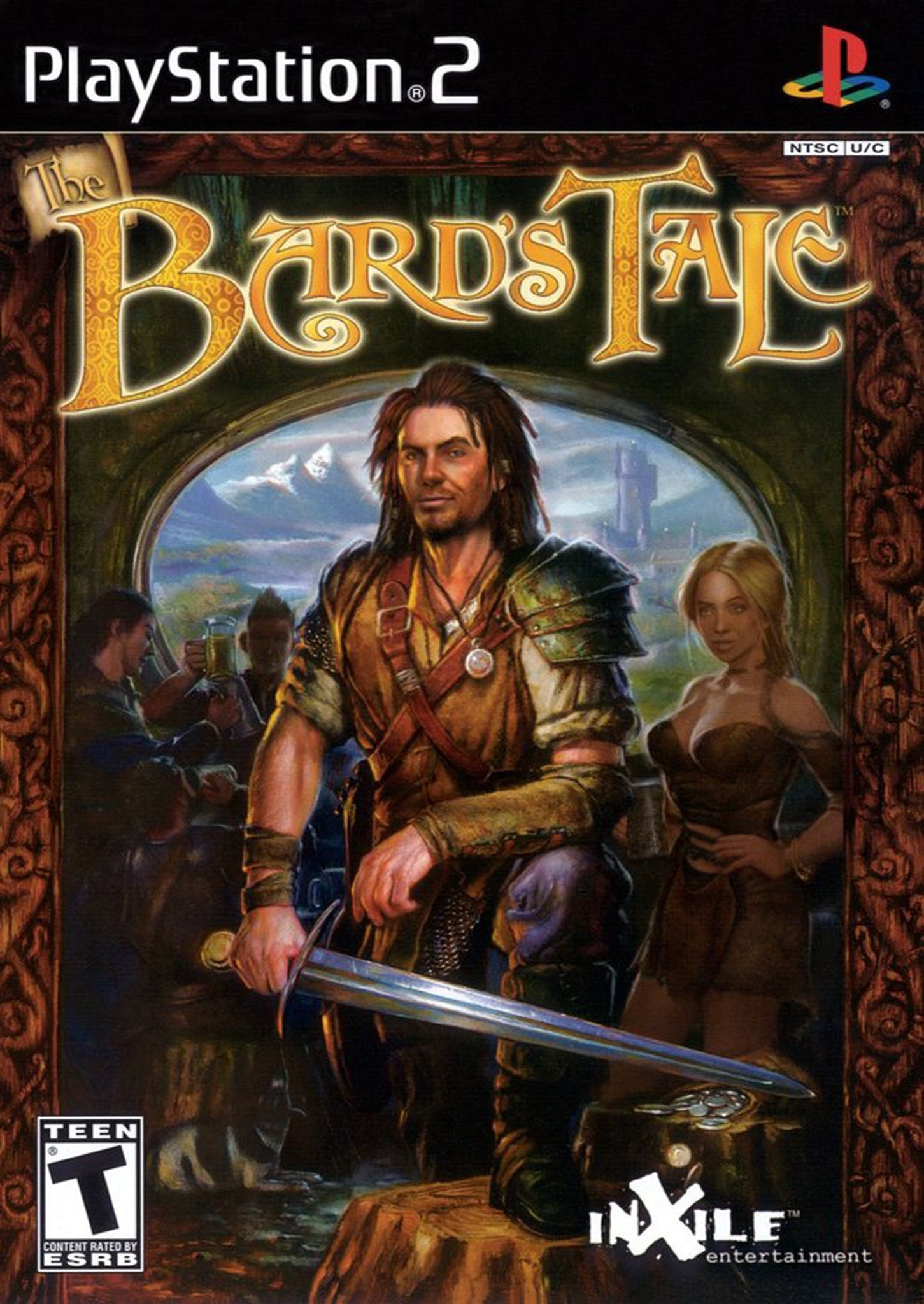 Bard's Tale - PS2 (Pre-owned)