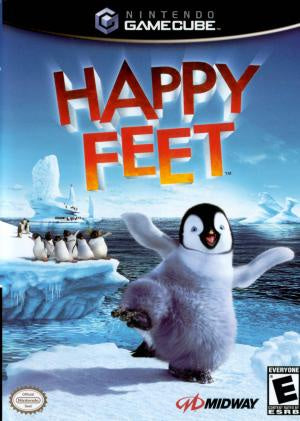 Happy Feet - Gamecube (Pre-owned)