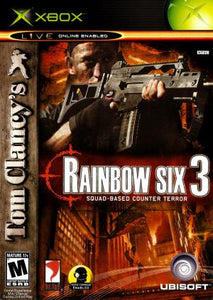 Rainbow Six 3 - Xbox (Pre-owned)