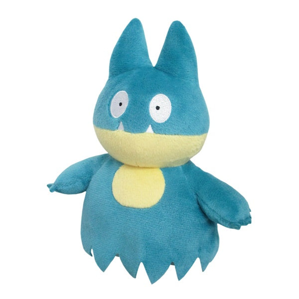 Pokemon All Star Collection Munchlax 7″ Plush [Sanei]
