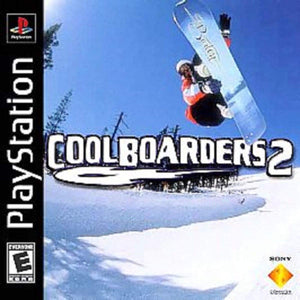Cool Boarders 2 - PS1 (Pre-owned)