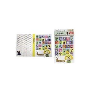 ANIMAL CROSSING AMIIBO CARD ALBUM FOLDER [MAXGAME] (112 cards can be stored)