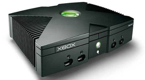 Original Xbox System Console Replacement System Console Only (No controllers, wires or accessories included)