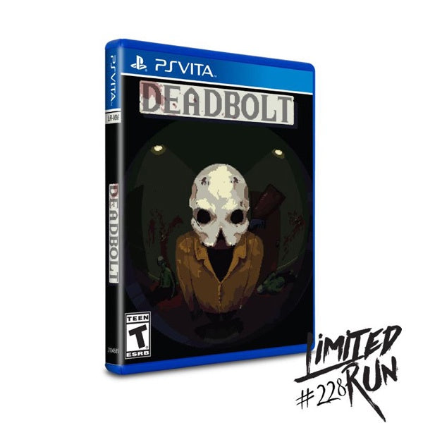 Deadbolt (Limited Run Games) - PS Vita