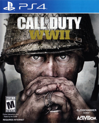 Call of Duty WWII - PS4 (Pre-owned)