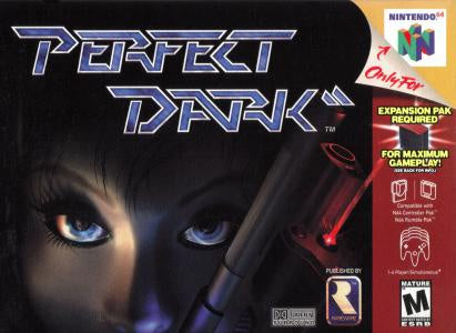 Perfect Dark - N64 (Pre-owned)