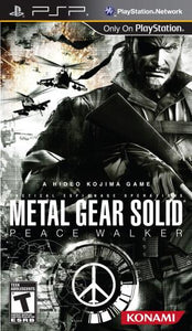 Metal Gear Solid: Peace Walker - PSP (Pre-owned)