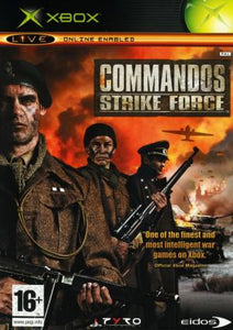 Commandos Strike Force - Xbox (Pre-owned)