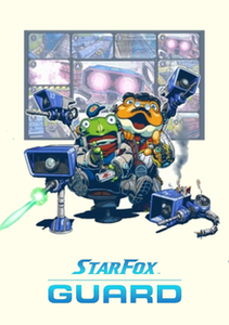 Star Fox Guard - Wii U (Pre-owned)