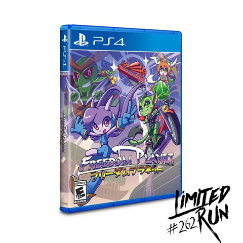 Freedom Planet (Limited Run Games) - PS4