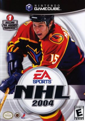 NHL 2004 - Gamecube (Pre-owned)