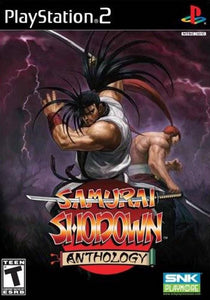 Samurai Shodown Anthology - PS2 (Pre-owned)