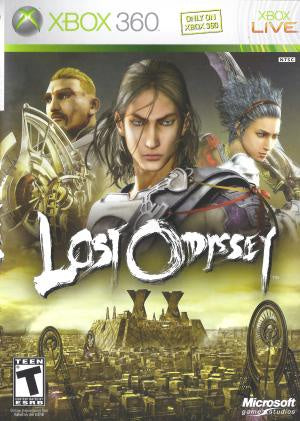 Lost Odyssey - Xbox 360 (Pre-owned)