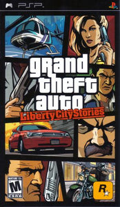 Grand Theft Auto Liberty City Stories - PSP (Pre-owned)