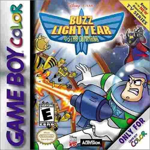 Buzz Lightyear Of Star Command - GBC (Pre-owned)