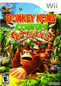 Donkey Kong Country Returns - Wii (Pre-owned)