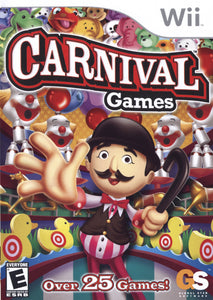 Carnival Games - Wii (Pre-owned)