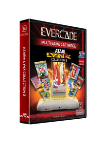 Evercade Atari Lynx Collection 2 Cartridge