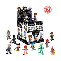 MYSTERY MINIS VG KINGDOM HEART