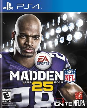 Madden NFL 25 - PS4 (Pre-owned)