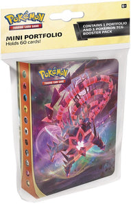 Pokemon Darkness Ablaze Mini Binder
