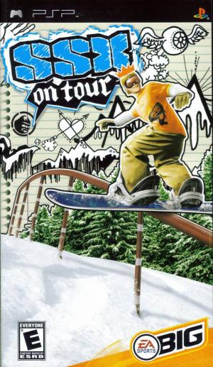 SSX On Tour - PSP (Pre-owned)