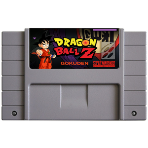 Dragon Ball Z Gokuden (Reproduction) - SNES (Pre-owned)