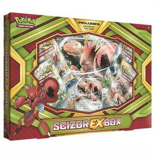 Pokemon - Scizor Ex Collection Box