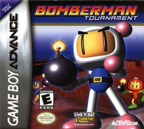 Bomberman Tournament - GBA (Pre-owned)