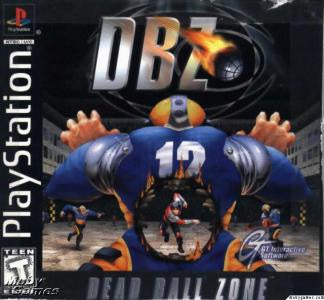 Dead Ball Zone - PS1 (Pre-owned)