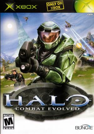 Halo: Combat Evolved - Xbox (Pre-owned)