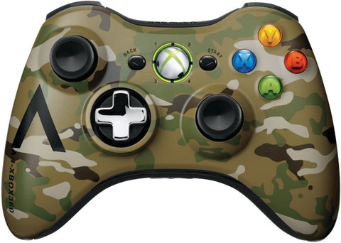 Xbox 360 Wireless Controller Camo Official - Xbox 360 (Pre-owned)