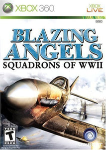 Blazing Angels Squadrons of WWII - Xbox 360 (Pre-owned)