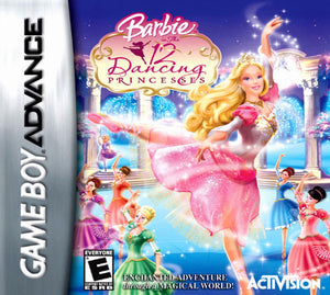 Barbie In The 12 Dancing Princesses - GBA (Pre-owned)