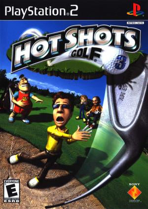 Hot Shots Golf 3 - PS2 (Pre-owned)