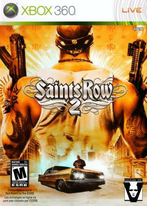 Saints Row 2 - Xbox 360 (Pre-owned)