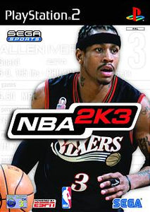 NBA 2K3 - PS2 (Pre-owned)