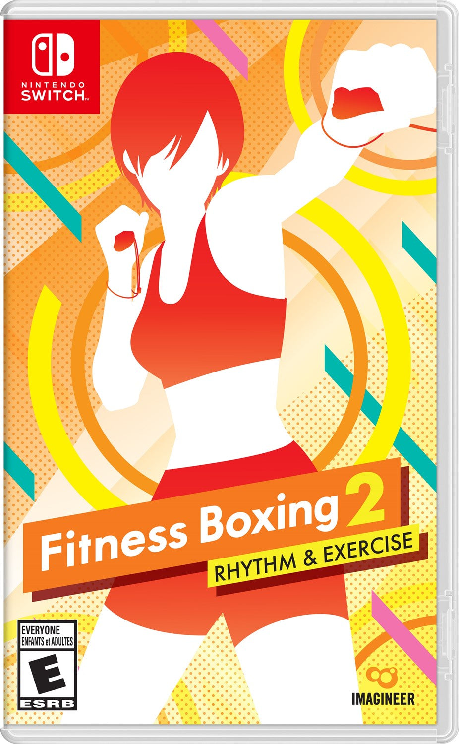Fitness Boxing 2: Rhythm and Exercise - Switch