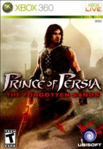 Prince of Persia: The Forgotten Sands - Xbox 360 (Pre-owned)