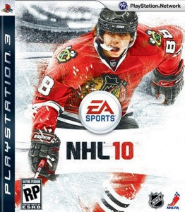 NHL 10 - PS3 (Pre-owned)