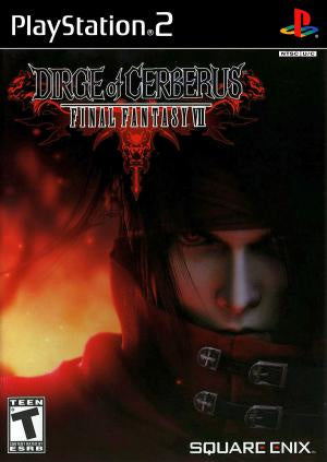 Final Fantasy VII Dirge of Cerberus - PS2 (Pre-owned)