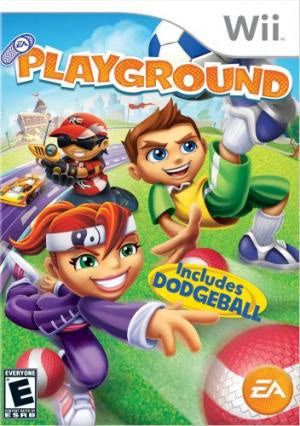 Playground - Wii (Pre-owned)