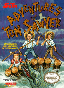 Adventures of Tom Sawyer - NES (Pre-owned)