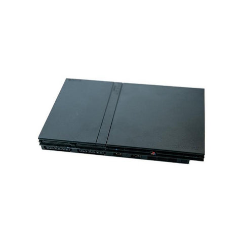 Playstation 2 Black Slim PS2 Replacement System Console  Only (No controllers, wires or accessories included)