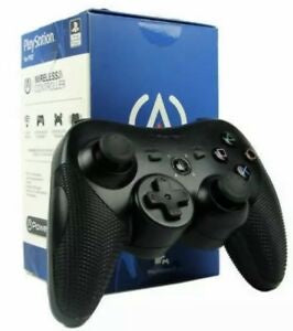 Black Wired PS3 Controller (Power A)