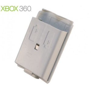 Xbox 360 Controller Replacement Battery Cover (White) M05092-WH-XB360 3rd Party