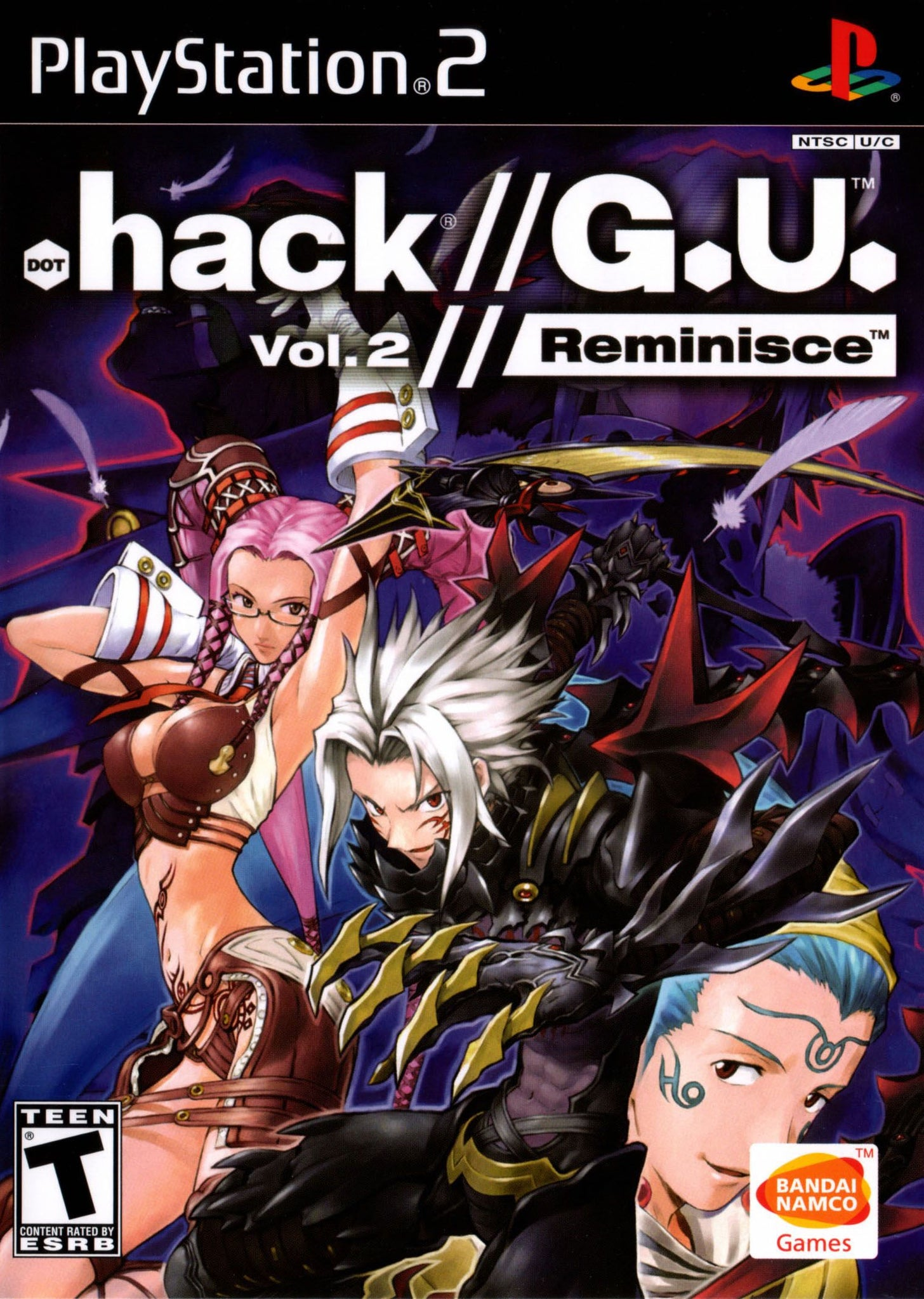 .hack//G.U. Vol.2: Reminisce - PS2 (Pre-owned)